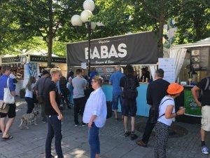 """""""Dünya Restoranlar Haftası"""" Stockholm'de başladı"""