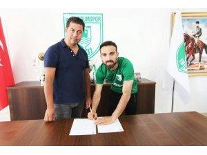 Malatyalı Seyit Ahmet Han, Bodrumspor'a transfer oldu