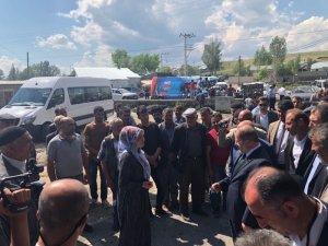 """Başbakan Yardımcısı Akdağ: """"Şimdi sıra Kandil'e, Sincar'a geldi. Onlara da günlerini göstereceğiz"""""""