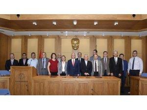 Eskişehir Teknik Üniversitesi Senatosu ilk toplantısını gerçekleştirdi