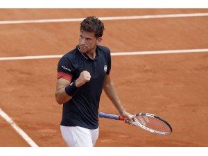 Roland Garros'ta ilk finalist Dominic Thiem