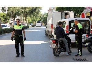 Aydın'da 7 bin araca 2,8 milyon lira ceza kesildi