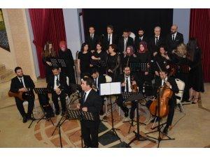'Hicaz Faslı' konseri beğeni topladı