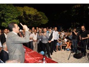 """Bakan Tüfenkci: """"24 Haziran'dan sonra güneş başka doğacak"""""""