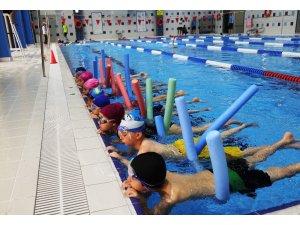 İBB spor tesisi ve salonlarında yaz spor okulları başlıyor