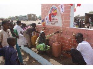 TİKA'dan Çad'da güneş enerjisiyle çalışan su kuyusu
