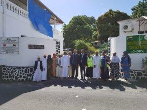 Komorlar'da Bilimsel Araştırma ve Belgelendirme Merkezi hizmete açıldı
