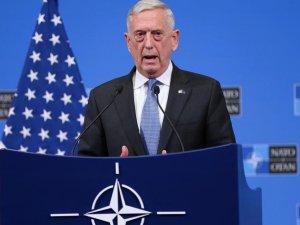 ABD Savunma Bakanı Mattis: DEAŞ'ın tekrar bu bölgelere girmesine izin veremeyiz