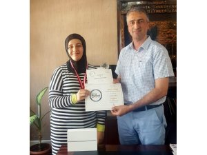 Samsun Sosyal Bilimler Lisesi Türkiye birincisi