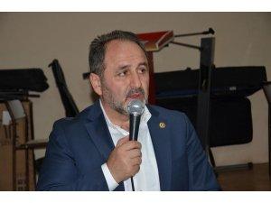 Murat Demir, Hanönü ilçesini ziyaret etti