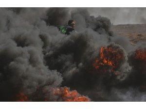 Gazze'de 4 kişi hayatını kaybetti