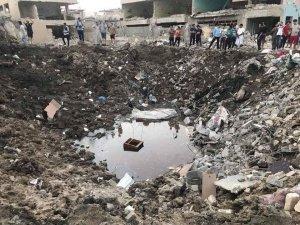 Irak'ta 10 ceset enkazdan çıkarıldı