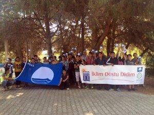Didim'in 13 plajında mavi bayrak dalgalanacak