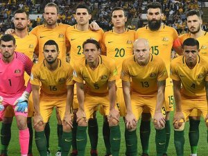 2018 FIFA Dünya Kupası'nda C Grubu: Avustralya
