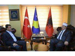 Dündar'dan Kosova'da önemli ziyaretler
