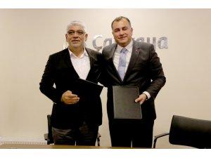 Çankaya'da memurların toplu iş sözleşmesi imzalandı