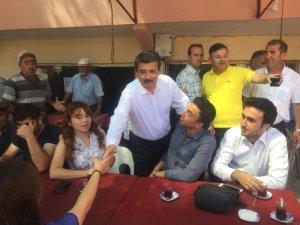 """Milletvekili adayı Çelik:""""24 Haziran tarihi fırsattır"""""""