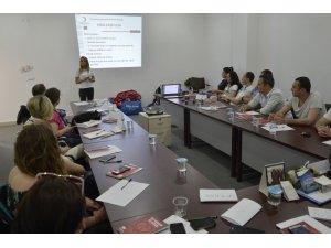 Tepebaşı Belediyesi'nden personeline ilk yardım eğitimi