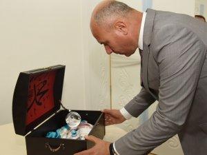 """Tekkeköy'de """"Seccadeni Almaya Gel"""" Kadir Gecesi özel programı"""