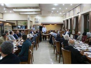 Başkan Kamil Saraçoğlu: STK'ların yanındayız