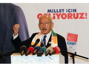 """CHP Genel Başkanı Kılıçdaroğlu: """"Siz eskiye mi dönmek istiyorsunuz' diyorlar, eskiyi en çok eleştiren biziz"""""""