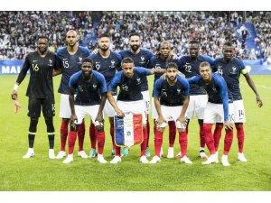 Dünya Kupası'nın en değerlisi Fransa