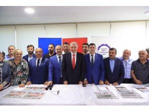 Başkan Uysal, Ümraniye'de esnafla buluştu