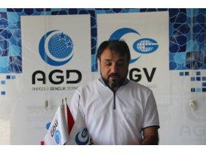 AGD Başkanı Beyazkaya'dan 'Kudüs' açıklaması