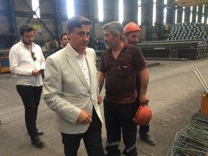 """Milletvekili adayı Güneş: """"Muhalefetin Vizyonu Yok"""""""