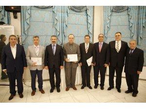 Eskişehir Emniyeti 'Ayın Personellerini' ödüllendirdi