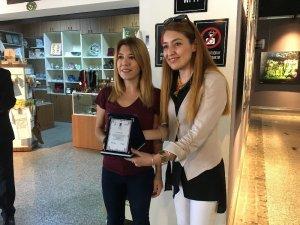 Bursa'da Bahar ödülleri sahiplerini buldu