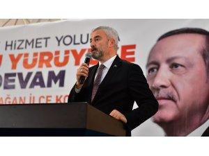 "Enver Yılmaz: ""Ordu'da 3 kişiden 2'si AK Parti'li"""