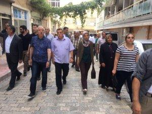 Miroğlu hükumetin yatırımlarını Mardinlilere aktarıyor