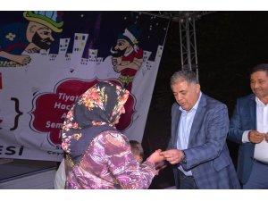 Nurdağı'nda Ramazan şenliklerine yoğun ilgi