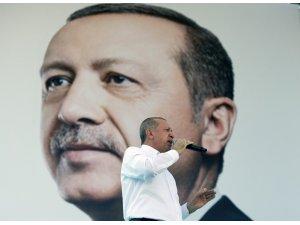 """Cumhurbaşkanı Erdoğan: """"Ankara'ya diğer şehirlerimizden daha farklı bir millet bahçesi kazandırıyoruz"""""""