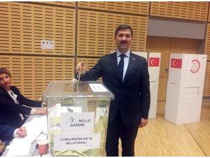 Almanya'da ilk iki gün içerisinde 80 bin Türk oy kullandı