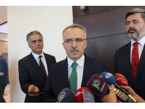 """Bakan Ağbal: """"Kılıçdaroğlu hesap yapmayı bilmiyor"""""""