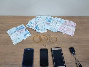 Milas'taki soygunun şüphelisi Kuşadası'nda yakalandı