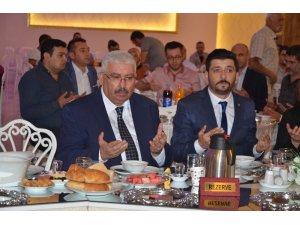 Kütahya MHP'den iftar