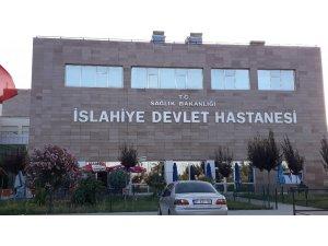 Gaziantep'te askeri kene ısırdı