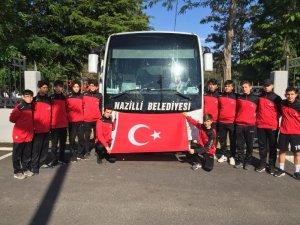 Başkan Alıcık'tan spora ve eğitime hep destek tam destek