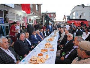 MHP'den iftar yemeği