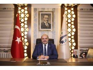 """Başkan Orhan: """"Dünyanın kurtuluşu Kur'an-ı Kerim'i anlamakla mümkündür"""""""