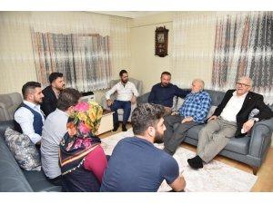 Başkan Doğan'dan Sanayi Mahallesi'ne ziyaret