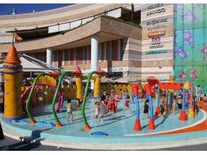 Çocuklara şehirde tatil fırsatı