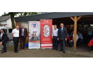 Almanya ve Çaycumalılar Derneği ve FSM Gladbeck iftar programı düzenledi