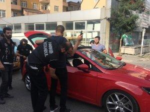 İstanbul'da bayram öncesi narkotik operasyonu