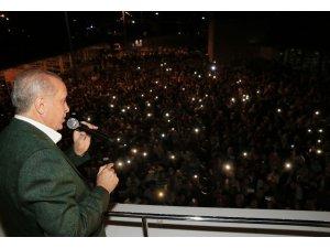 """Cumhurbaşkanı Erdoğan: """"Bizim gündemimizde af diye bir şey yok"""""""