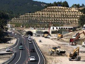 Başbakan Yıldırım, Sabuncubeli Tünelleri'ni yarın açıyor