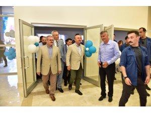 Kepez'in Sosyal Bilimler Lisesi açıldı